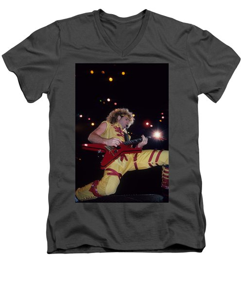 Sammy Hagar Men's V-Neck T-Shirt