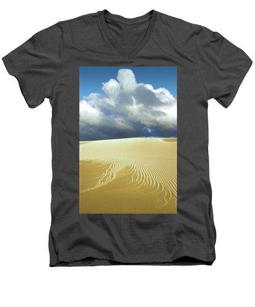 Sandanistas Men's V-Neck T-Shirt