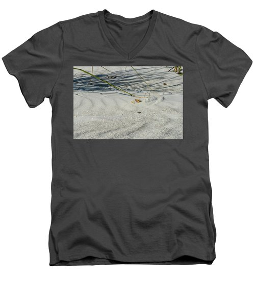 Sandscapes Men's V-Neck T-Shirt
