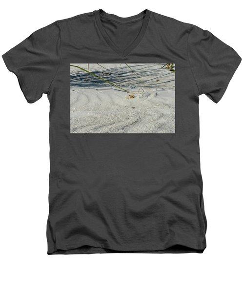 Sandscapes Men's V-Neck T-Shirt
