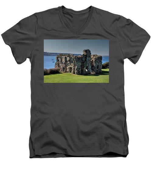Sandsfoot Men's V-Neck T-Shirt