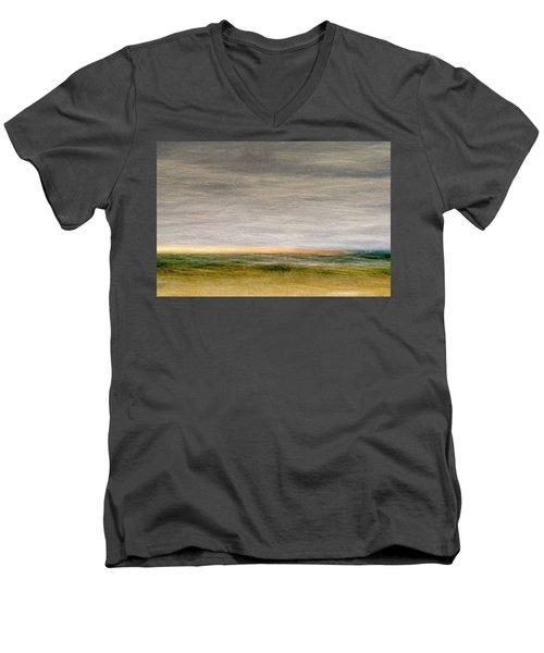 Sandy Neck 4 Men's V-Neck T-Shirt
