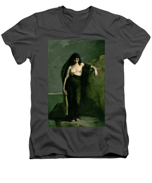 Sappho Men's V-Neck T-Shirt