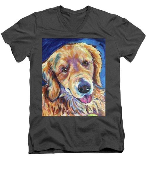 Sarge Men's V-Neck T-Shirt
