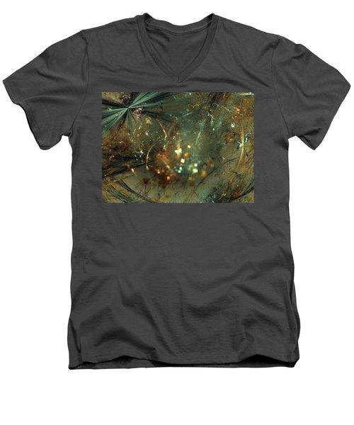 Saturation Men's V-Neck T-Shirt