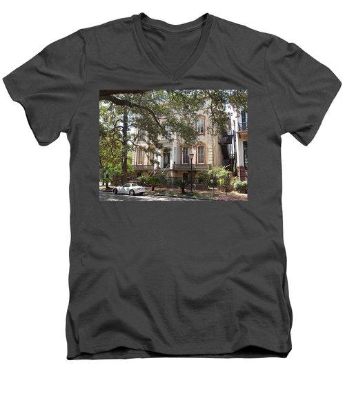 Savannah Southern Style Men's V-Neck T-Shirt