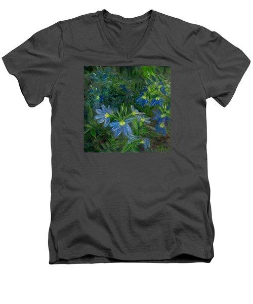 Scaevola Men's V-Neck T-Shirt