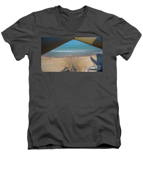 Scapes Of Our Lives #1 Men's V-Neck T-Shirt
