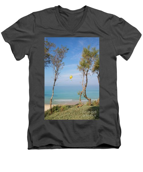 Scapes Of Our Lives #11 Men's V-Neck T-Shirt