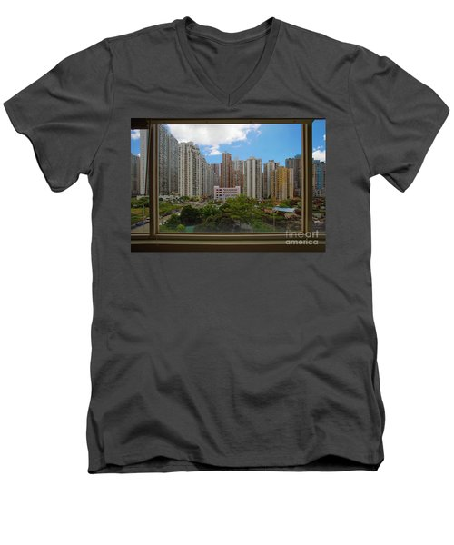 Scapes Of Our Lives #2 Men's V-Neck T-Shirt