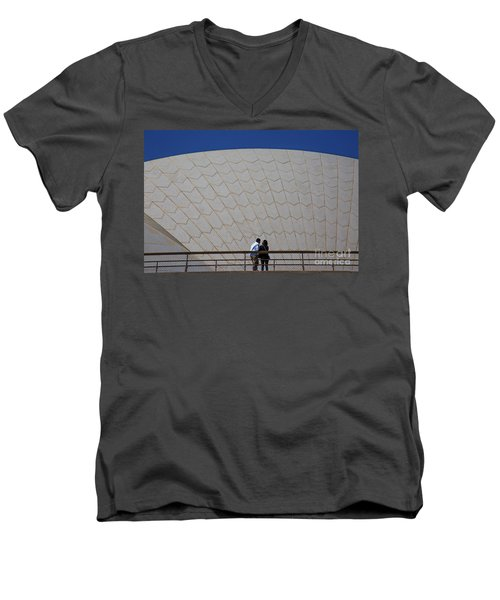 Scapes Of Our Lives #21 Men's V-Neck T-Shirt