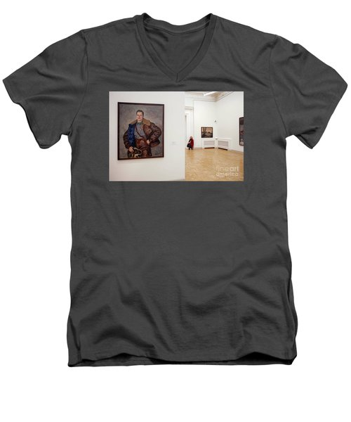Scapes Of Our Lives #26 Men's V-Neck T-Shirt