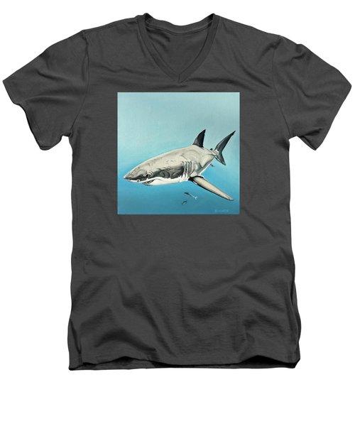 Scarlett Billows Men's V-Neck T-Shirt