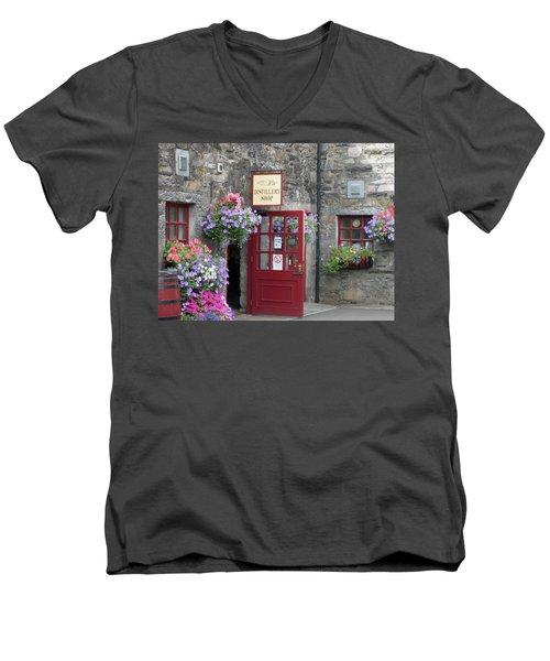 Scotch Men's V-Neck T-Shirt