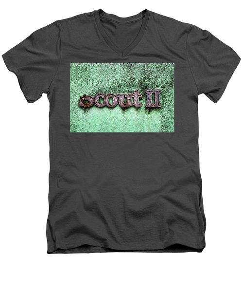 Scout II Men's V-Neck T-Shirt