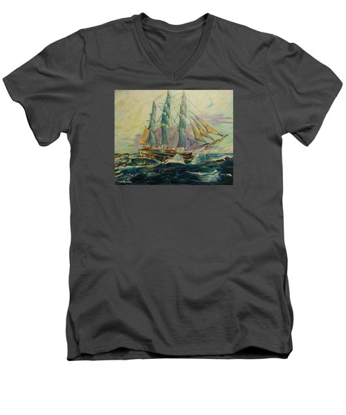 Sea Clipper Men's V-Neck T-Shirt