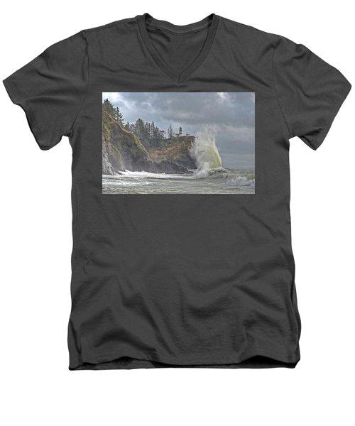 Sea Power Men's V-Neck T-Shirt