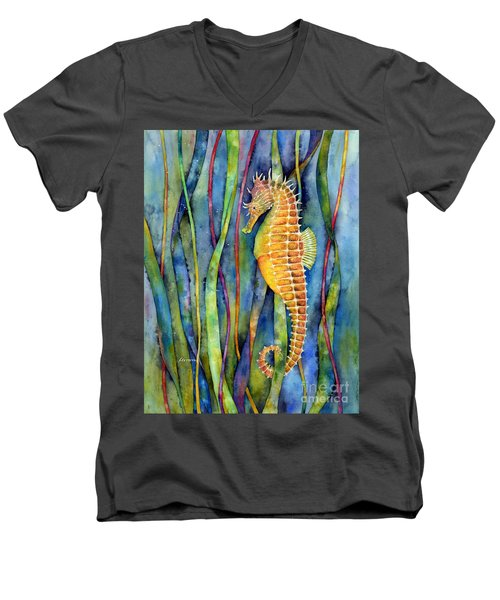 Seahorse Men's V-Neck T-Shirt