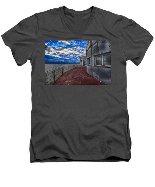 Seascape Atmosphere - Atmosfera Di Mare Men's V-Neck T-Shirt
