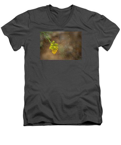 Second Summer Men's V-Neck T-Shirt by Mark Ross