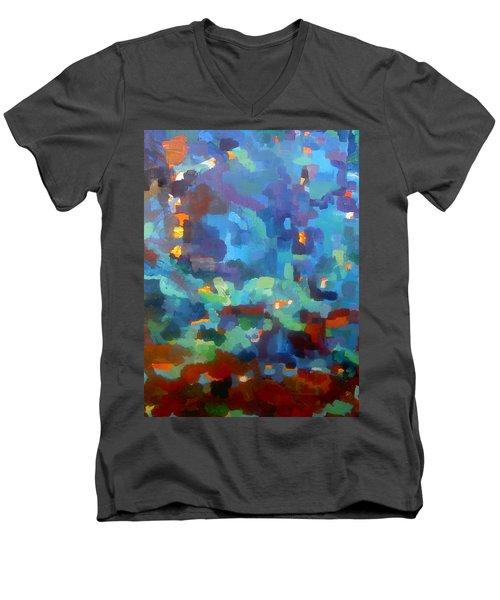 Secret Places Men's V-Neck T-Shirt