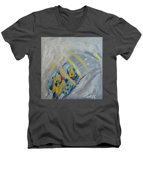 Secret World Men's V-Neck T-Shirt