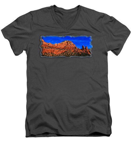 Sedona Extravaganza Men's V-Neck T-Shirt