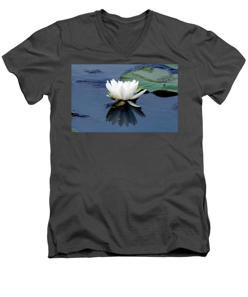 See Below The Surface Men's V-Neck T-Shirt