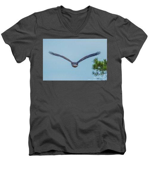 See Ya Later Men's V-Neck T-Shirt by John Roberts