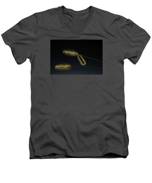 Seeds Of Life Men's V-Neck T-Shirt