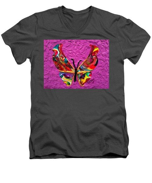 Selaras Men's V-Neck T-Shirt