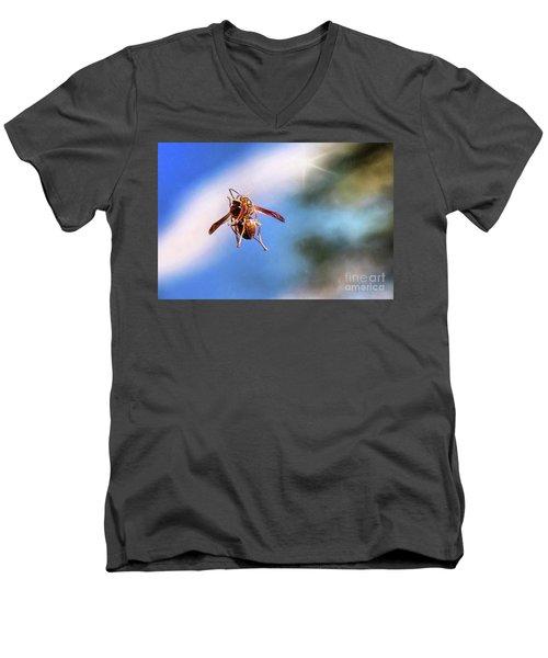 Self Reflection Men's V-Neck T-Shirt