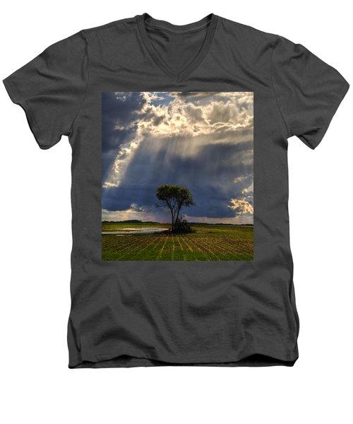 Send Me Some Sun Men's V-Neck T-Shirt