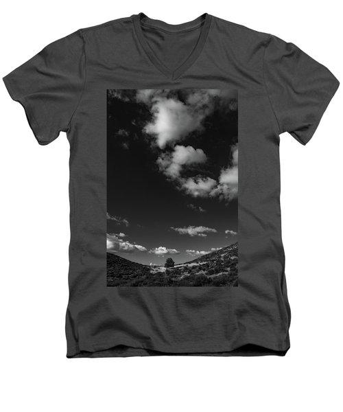 Sentinel's Expanse Men's V-Neck T-Shirt
