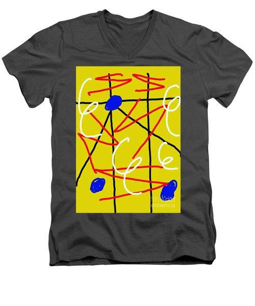 Separation Men's V-Neck T-Shirt