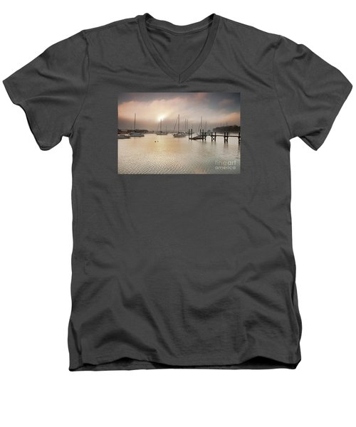 September Fog Men's V-Neck T-Shirt