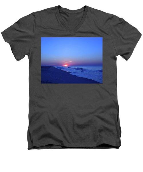 Serenity I I Men's V-Neck T-Shirt