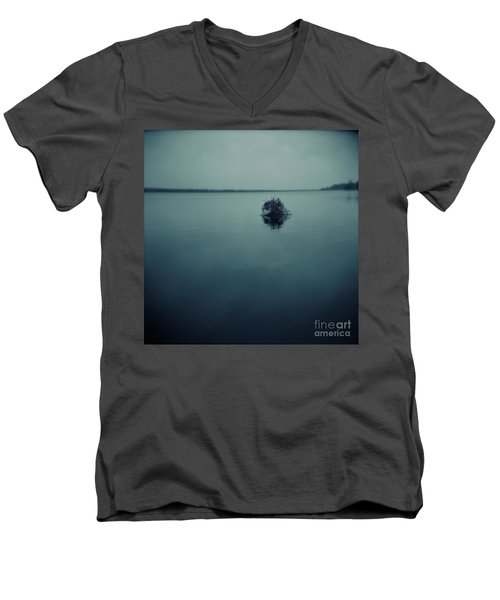 Series Wood And Water 1 Men's V-Neck T-Shirt