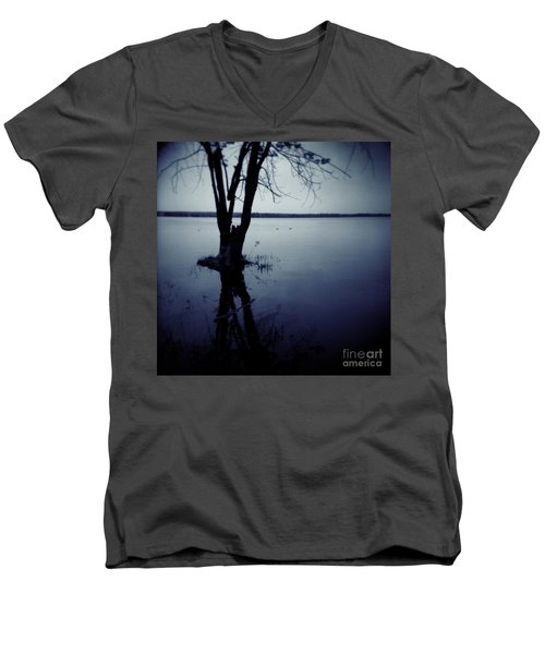 Series Wood And Water 2 Men's V-Neck T-Shirt