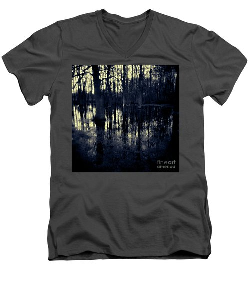 Series Wood And Water 4 Men's V-Neck T-Shirt