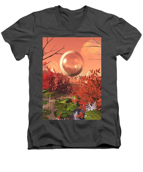 SG1 Men's V-Neck T-Shirt