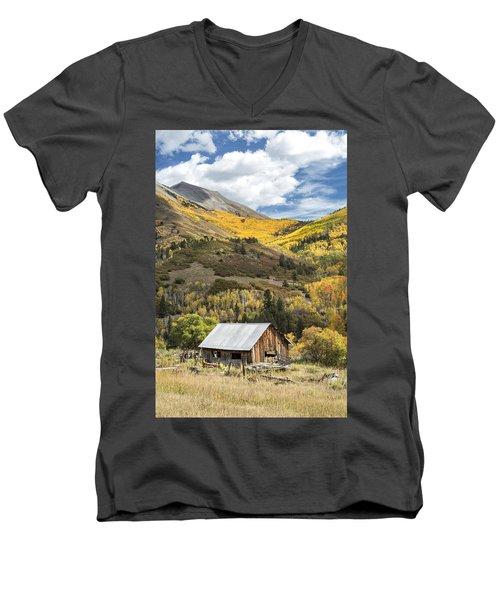 Shack With Relics Men's V-Neck T-Shirt