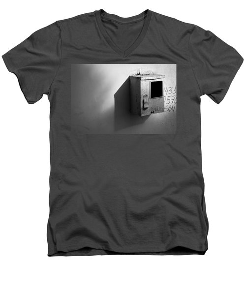 Shadow Box 2006 1 Of 1 Men's V-Neck T-Shirt