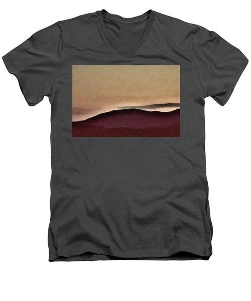 Shadows And Light Men's V-Neck T-Shirt