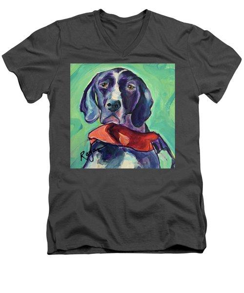 Shannon Men's V-Neck T-Shirt