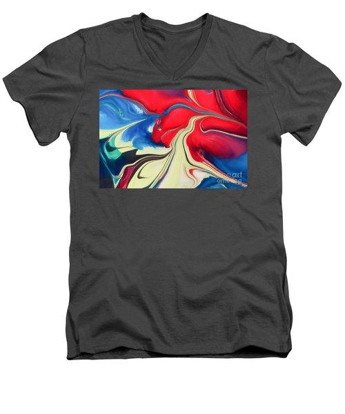 Shasta Men's V-Neck T-Shirt
