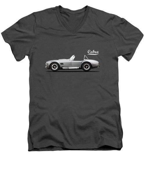 Shelby Cobra 427 Sc 1965 Men's V-Neck T-Shirt