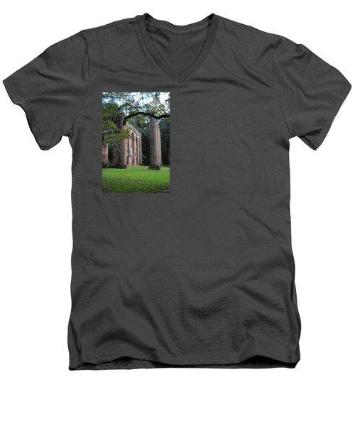 Sheldon Church 5 Men's V-Neck T-Shirt