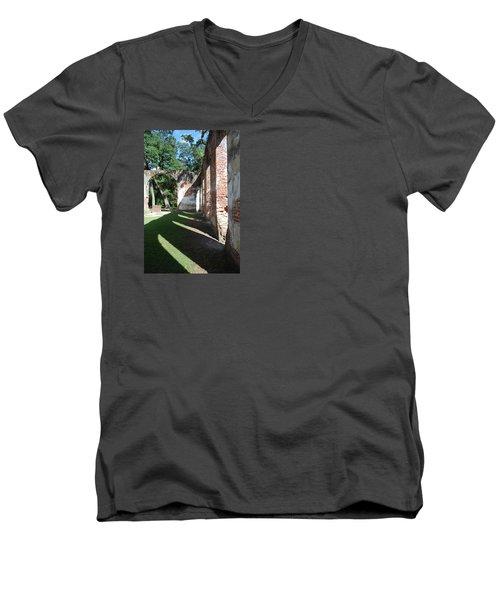 Sheldon Church 8 Men's V-Neck T-Shirt