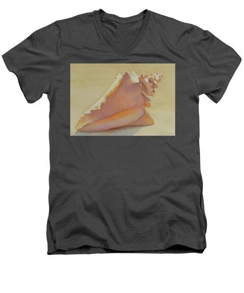 Shells 3 Men's V-Neck T-Shirt